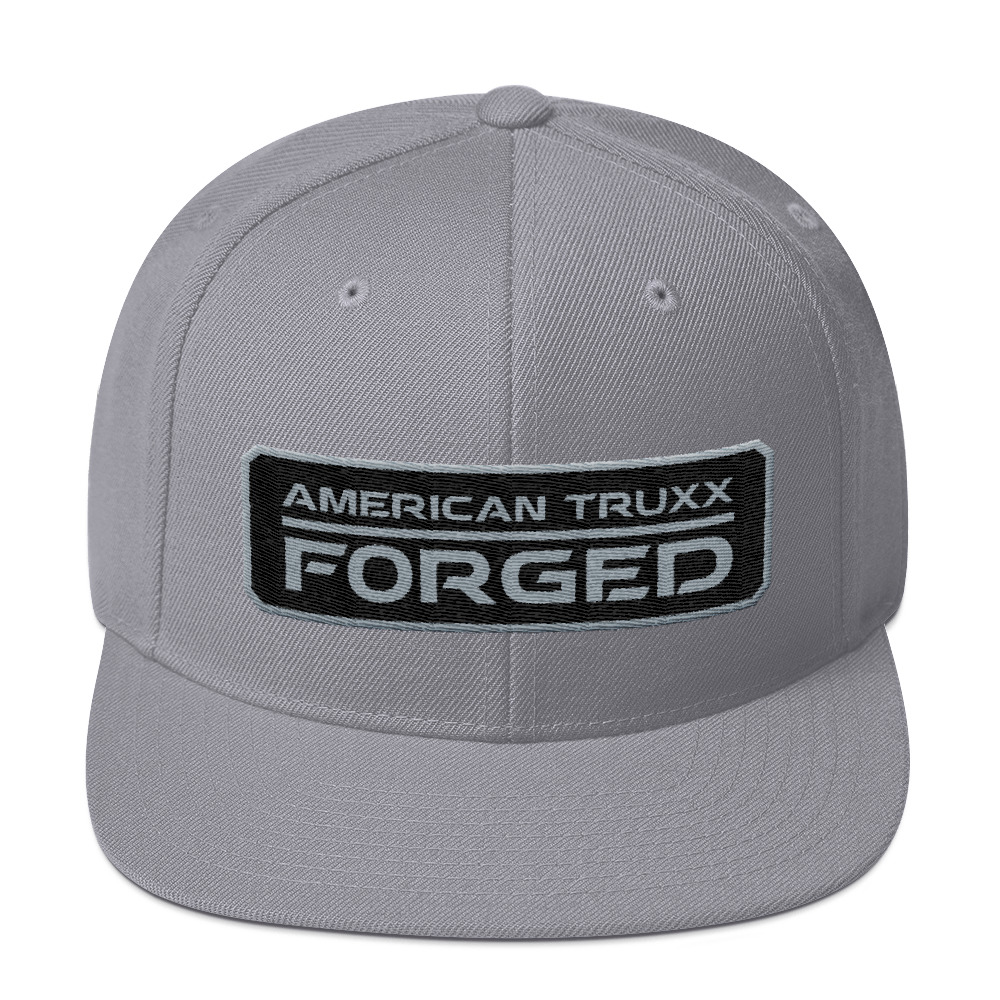 American Truxx Forged Snapback Hat